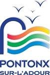 Logo de la ville de Pontonx-sur-l'Adour