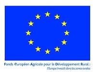 Logo du fonds Européen Agricole pour le développement rural