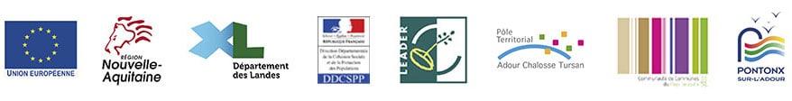 logos des partenaires de LaCoWo