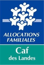 caisse allocations familiales des landes